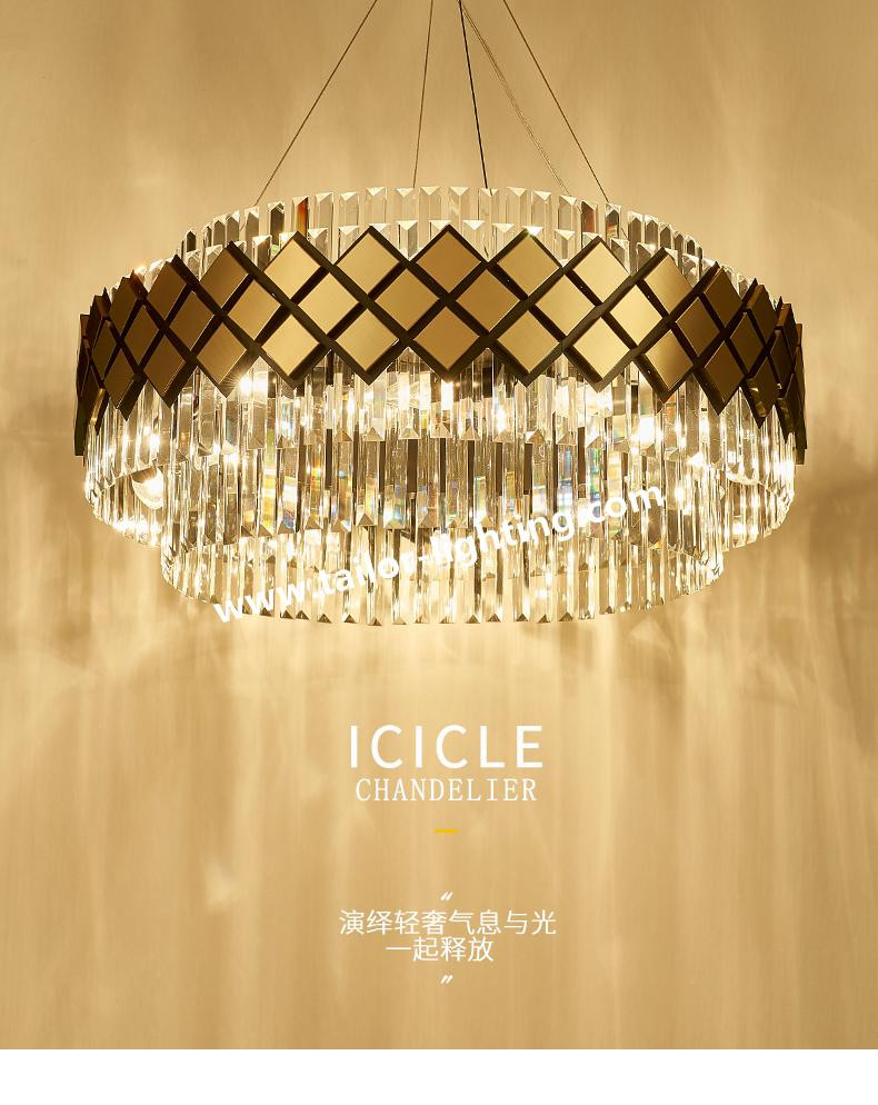 icicle chandelier-1828 - 副本
